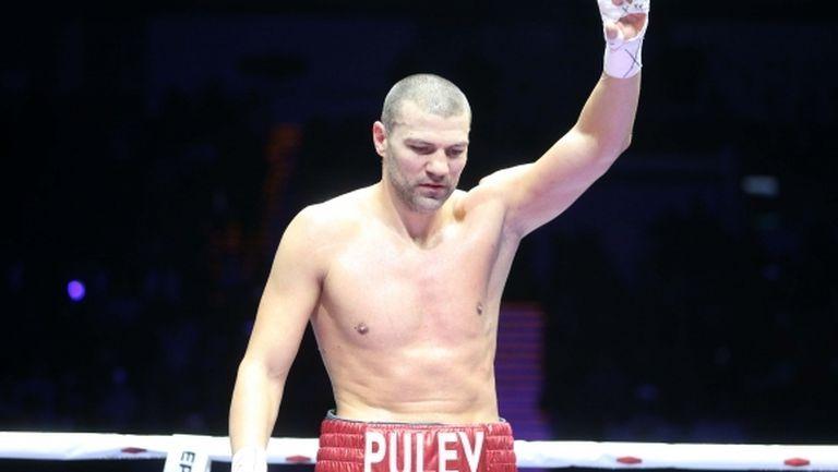 Тервел Пулев: Ако се бия с Кубрат, залагам на равен мач