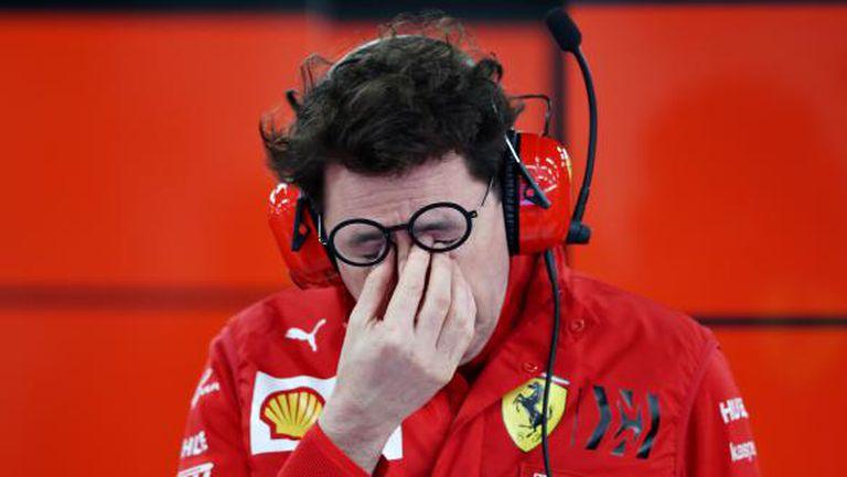Ферари: Думите на Биното за напускане на Формула 1 са грешно интерпретирани