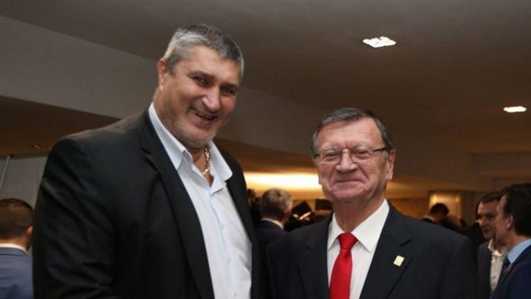 България първа благодари на CEV за помощта