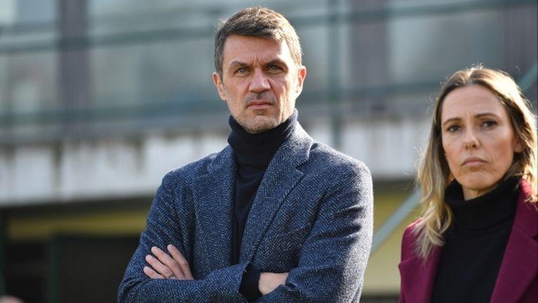 Малдини: Не съм си помислял да напусна Милан