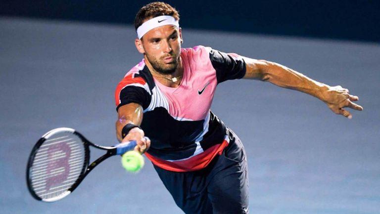 Григор и най-забавните моменти в мъжкия тенис през сезона, събрани от АТР