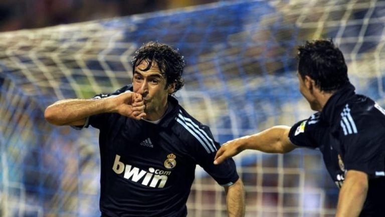 Измина десетилетие от последния гол на Раул за Реал Мадрид