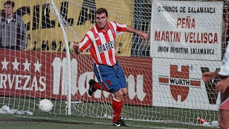 Виери: В Юве бях професионалист, в Мадрид излизах всяка вечер и бях голмайстор номер 1