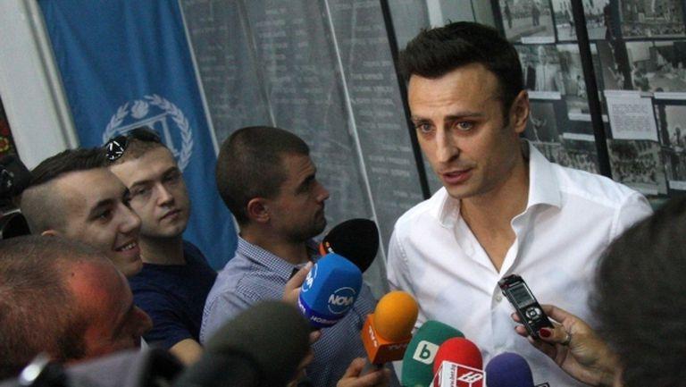 Братът на Бербатов под домашен арест
