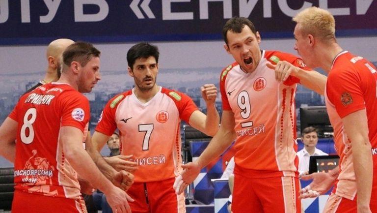 Тодор Скримов остава в Енисей