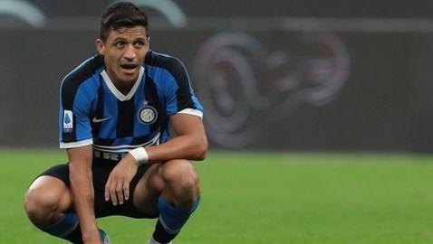 Алексис Санчес започва да се превръща в бреме за Ман Юнайтед