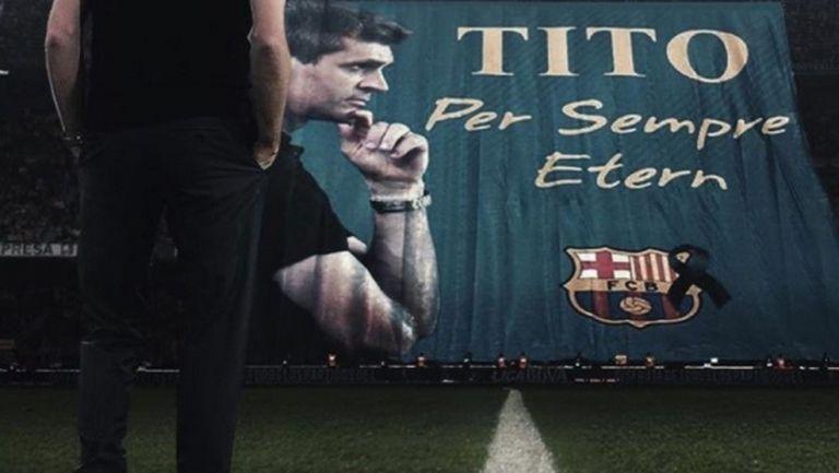 Меси почете паметта на Тито Виланова