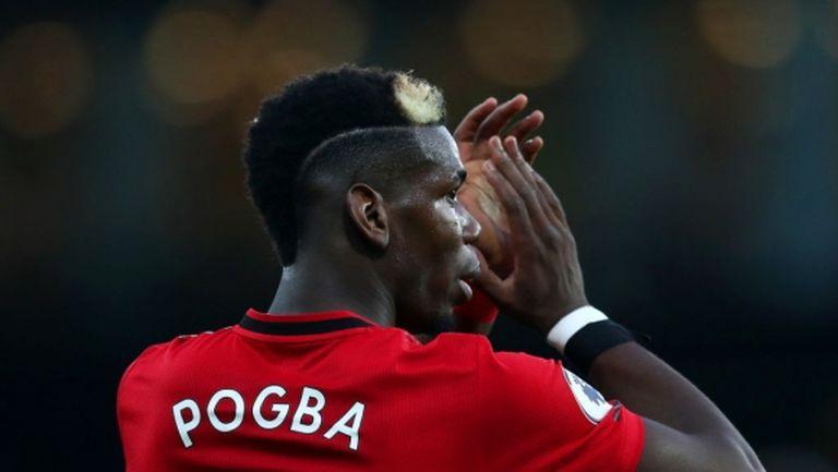 Пари Сен Жермен предлага бартер на Манчестър Юнайтед за Пол Погба