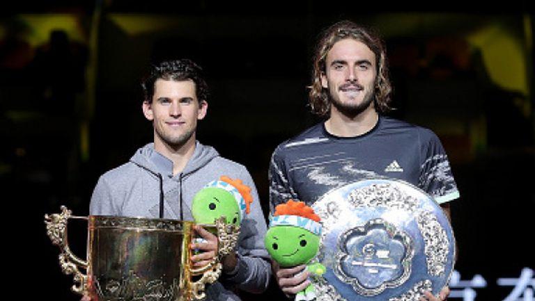 Циципас: Тийм е най-добрият ми приятел в ATP тура