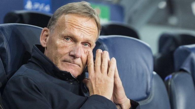 Ватцке предупреди: Бундеслигата ще пропадне, ако не подновим скоро сезона