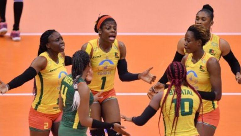 Шампионките на Африка тренират въпреки пандемията