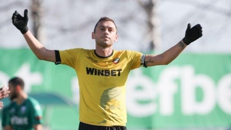 Балтанов: Имах чувството, че ми отрязаха краката и няма да играя повече футбол