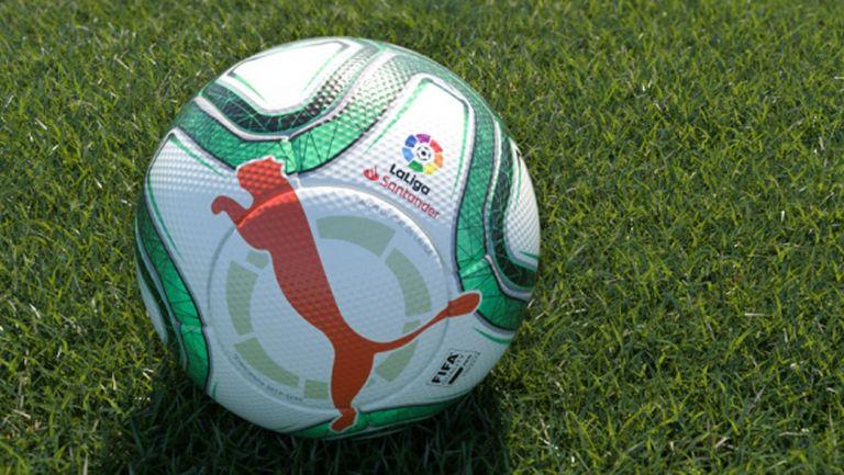 В Испания ще дезинфектират дори топката