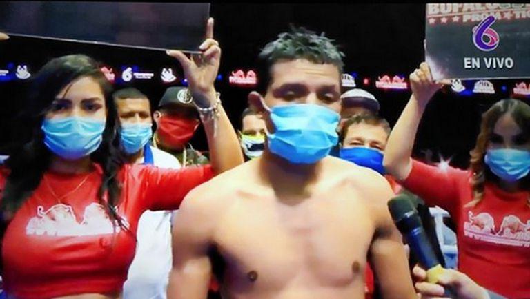 Невероятно, но факт! 800 зрители гледаха бокс по време на пандемия в Никарагуа (видео)