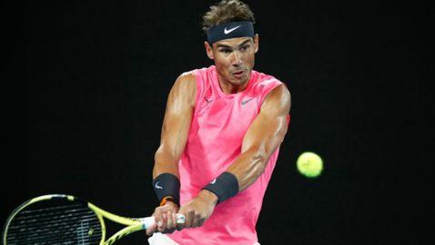 Надал е песимист относно подновяване на сезона в тениса