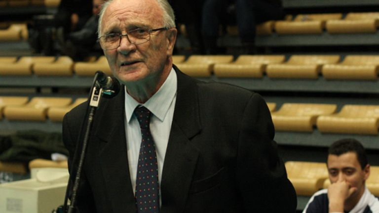 И Европейската конфедерация по волейбол (CEV) се поклони пред Тодор Симов
