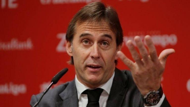 Лопетеги поиска пет седмици за подготовка преди подновяването на Ла Лига