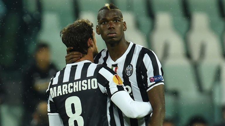 Маркизио: Казах на Погба, че сгреши с трансфера си в Юнайтед