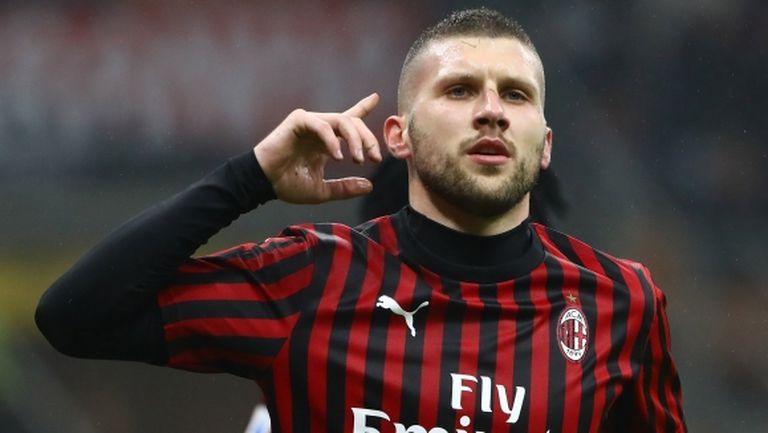 Ребич: Просто изчаквах да се докажа в Милан