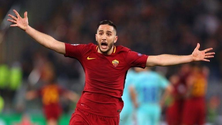 Героят за Рома срещу Барселона не вярвал в обрата