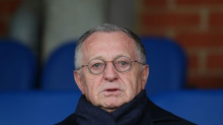Президентът на Лион бил за доиграване на сезона с плейофи