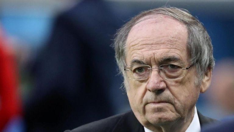 Шефът на френския футбол потвърди спирането на сезона