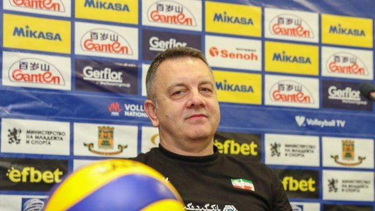 Игор Колакович поема тима на Николай Пенчев в Полша