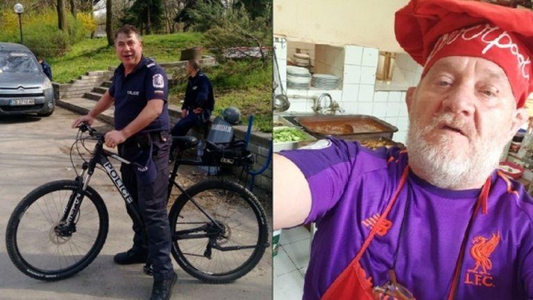 Полицай дари от наградата си за акцията на Васо Пожарната