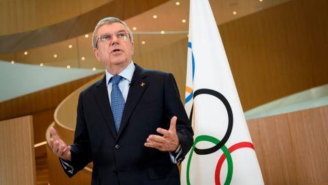 Томас Бах призова правителствата да помогнат за възстановяването на спорта след пандемията