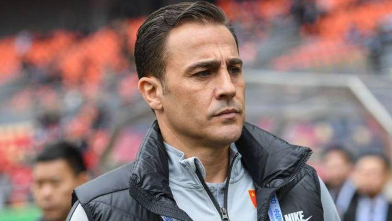 Канаваро: Работя усърдно, за да водя отбор като Реал Мадрид