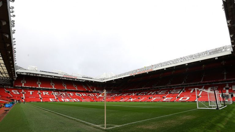 """Манчестър Юнайтед монтира 1500 метални прегради на """"Олд Трафорд"""""""