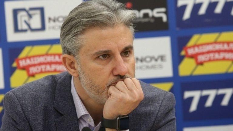 Павел Колев: Възможно е да има смяна на собствеността на Левски