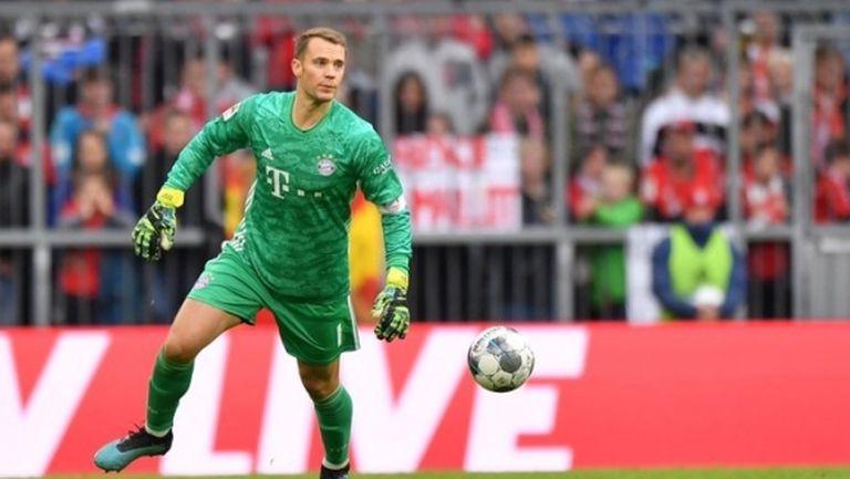 Нойер иска да играе за Байерн до 39-годишна възраст