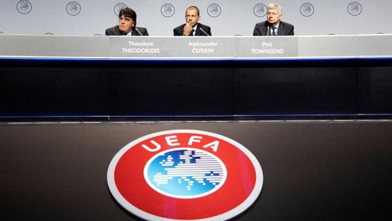 Коронавирусът ще обърка календара на УЕФА за години напред