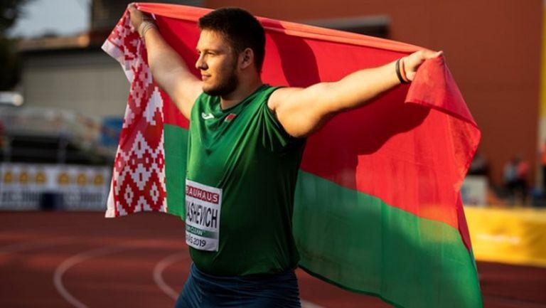 В Беларус измислиха как да подновят атлетическите състезания по време на пандемията