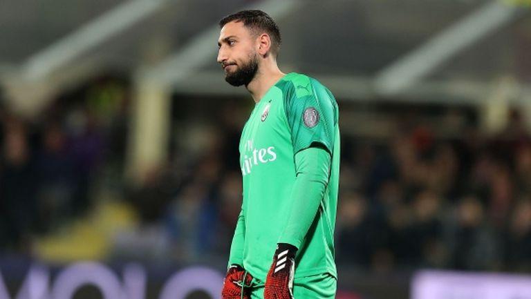 Милан предлага краткосрочен договор на Донарума