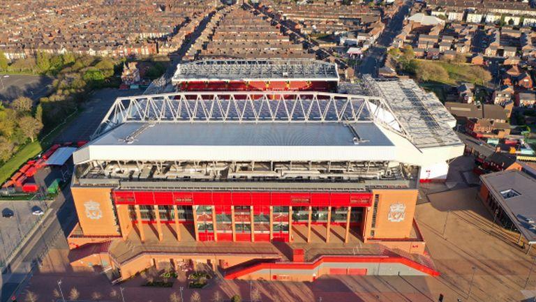 Кметът на Ливърпул против подновяването на първенството