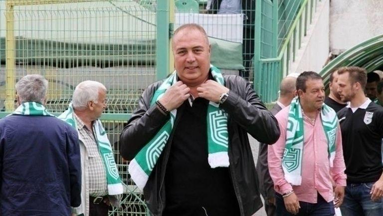 Шеф в Берое: Търсим от втора дивизия на Португалия