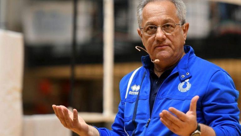 Хулио Веласко за италианските учени за волейбола: Възмутен съм