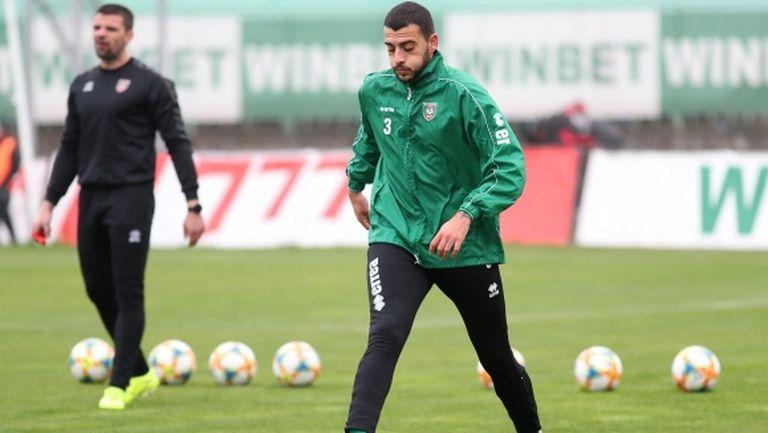 Деян Иванов: Трябва да се дава шанс на българските футболисти