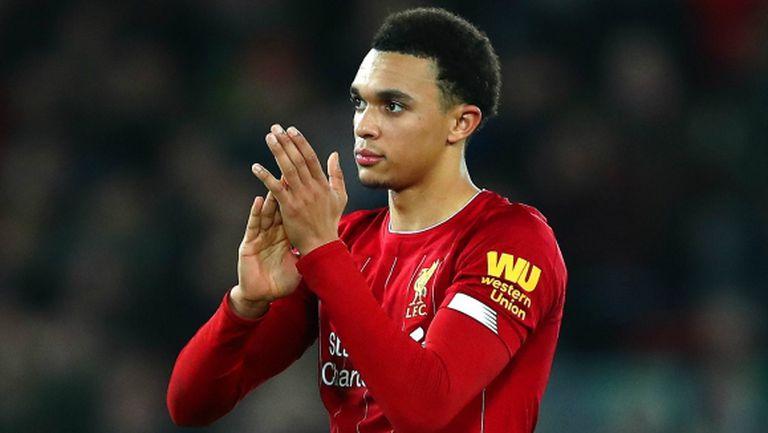 Александър-Арнолд каза кого иска в Ливърпул: Той е специален талант