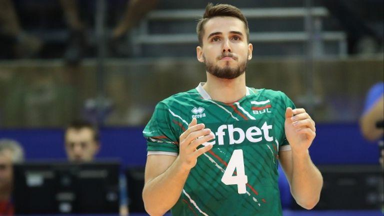 Мартин Атанасов: Националният отбор вече ми липсва