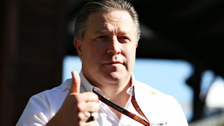 Зак Браун обвини Матия Биното и Ферари в безхаберие