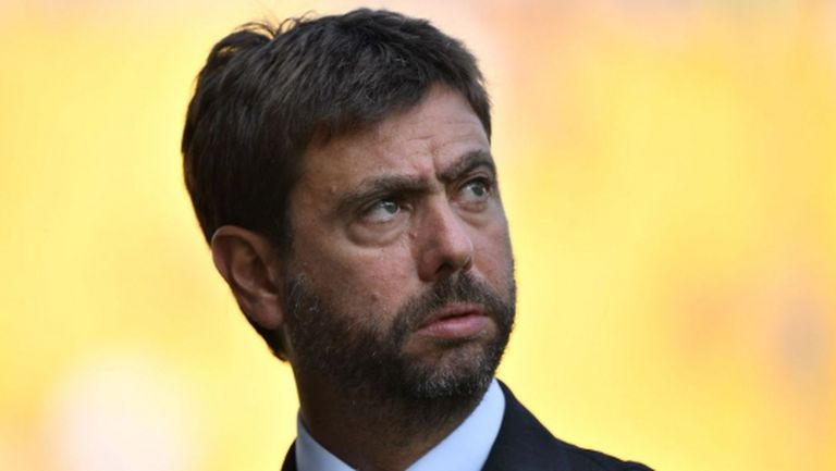 """Босът на Ювентус държи на позицията си по темата """"служебен шампион"""""""