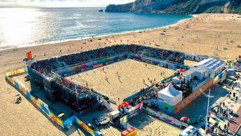 Отложиха старта на световния календар по плажен футбол за септември