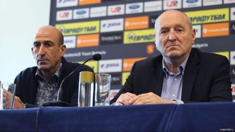 Касабов: Отношенията ни с Министерството на спорта няма да останат неизчистени