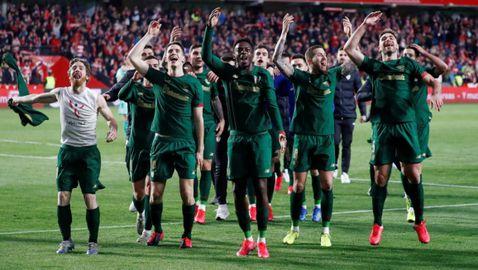 Играчите на Атлетик Билбао настояват финалът за Ла Копа да бъде с публика