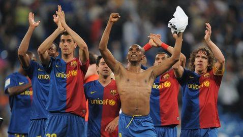 """11 години от паметната победа на Барселона на """"Бернабеу"""""""