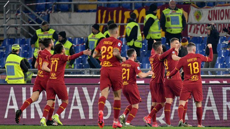 Рома и Лацио също подновяват тренировки