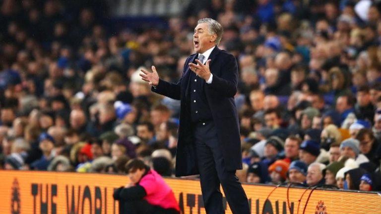 Анчелоти се изказа ласкаво за възможността чужденец да поеме Милан